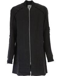 Lost & Found - Men\'s Coat On Sale - Lyst