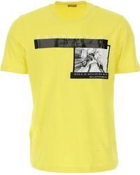 DIESEL - 'A3sth3tic' T-Shirt - Lyst