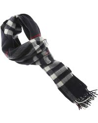 Burberry - Scarf For Men On Sale - Lyst