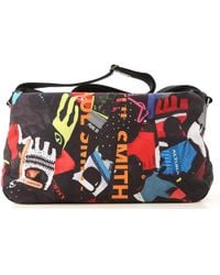1ee0d80ae Paul Smith Mini And Bristol Print Cross-Body Bag in Black for Men - Lyst