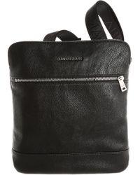 Armani Jeans - Messenger Bag For Men On Sale - Lyst 1039c96f40c47