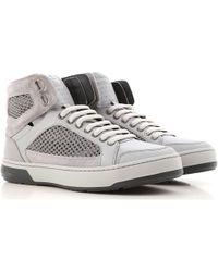 014a70f7ca54b Ferragamo - Sneakers For Men On Sale In Outlet - Lyst