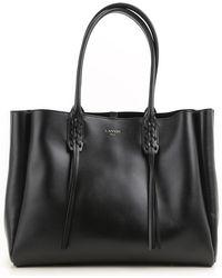 Lanvin - Tote Bag On Sale - Lyst