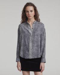 Rag & Bone - Christie Shirt - Lyst