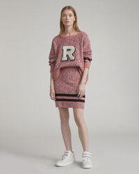 Rag & Bone - Halstead Skirt - Lyst