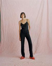 Rag & Bone - Rosa Silky Jumpsuit - Lyst