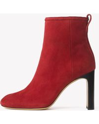 Rag & Bone - Ellis Leather Ankle Boots - Lyst