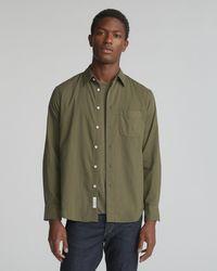 Rag & Bone - Standard Issue Beach Shirt - Lyst