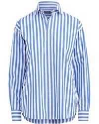 Polo Ralph Lauren - Bengal-stripe Cotton Shirt - Lyst