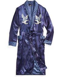 RRL - Limited-edition Souvenir Robe - Lyst