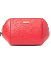 Pink Pony - Faux-leather Cosmetic Case - Lyst