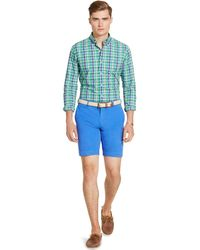 Polo Ralph Lauren - Plaid Cotton Poplin Shirt - Lyst