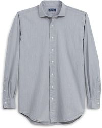 Pink Pony - Classic Fit Chambray Shirt - Lyst