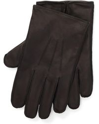 Polo Ralph Lauren - Nappa Leather Gloves - Lyst