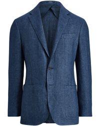 Polo Ralph Lauren | Morgan Linen Twill Sport Coat | Lyst