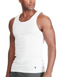 Boxer Brief 2-pack. $38. Ralph Lauren · Pink Pony   Big Classic Tank 2-pack    Lyst
