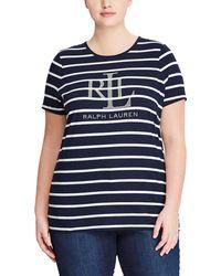 Ralph Lauren - Lrl Graphic T-shirt - Lyst