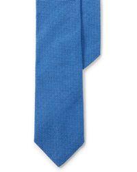 Polo Ralph Lauren   Pin Dot Silk Narrow Tie   Lyst