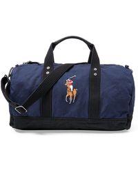Polo Ralph Lauren | Canvas Big Pony Duffel Bag | Lyst