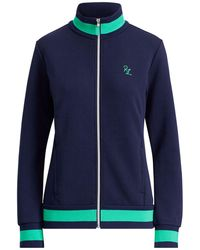 Ralph Lauren Golf - Cotton-blend Track Jacket - Lyst
