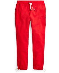 Polo Ralph Lauren - Cotton-blend-fleece Pant - Lyst