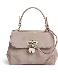 Pink Pony - Mini Suede Tiffin - Lyst