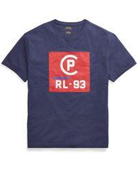 Polo Ralph Lauren - Cp-93 Classic Fit T-shirt - Lyst