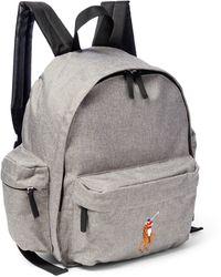 Ralph Lauren - Big Pony Medium Backpack - Lyst