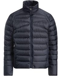 Ralph Lauren Purple Label - Rlx Packable Down Jacket - Lyst