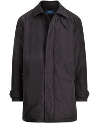 Polo Ralph Lauren - Water-repellent Coat - Lyst