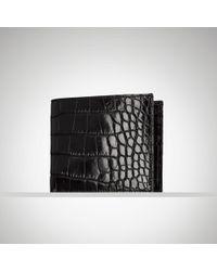 Ralph Lauren - Alligator Hipster Wallet - Lyst