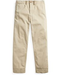 RRL | Cotton Field Chino | Lyst