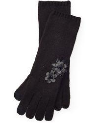 Ralph Lauren - Floral Cluster Gloves - Lyst