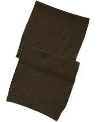 Ralph Lauren - Seed-stitched Cashmere Scarf - Lyst
