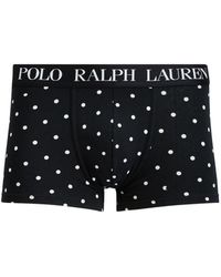 Polo Ralph Lauren - Printed Stretch Cotton Trunk - Lyst