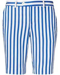 Ralph Lauren Golf - Striped Sateen Short - Lyst