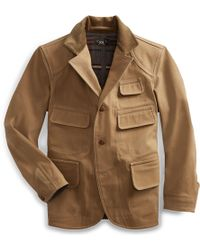 RRL - Waterproof Jacket - Lyst