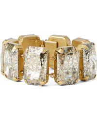 Ralph Lauren - Swarovski Crystal Bracelet - Lyst