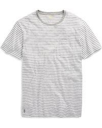 Polo Ralph Lauren - Custom Slim Cotton T-shirt - Lyst
