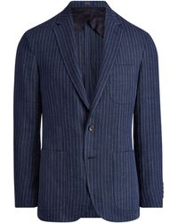 Polo Ralph Lauren - Morgan Linen Suit Jacket - Lyst