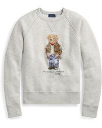 Polo Ralph Lauren - Polo Bear Fleece Pullover - Lyst
