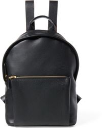 Ralph Lauren - Tumbled Calfskin Backpack - Lyst