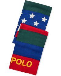 Polo Ralph Lauren - Downhill Skier Scarf - Lyst