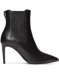 Ralph Lauren - Tamsyn Nappa Leather Boot - Lyst