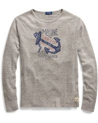 Pink Pony - Waffle-knit Graphic Thermal - Lyst