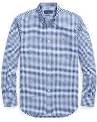 Polo Ralph Lauren - Classic Fit Cotton Sport Shirt - Lyst