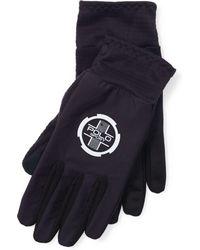 Ralph Lauren - Touch Screen Running Gloves - Lyst