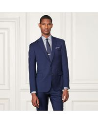 Ralph Lauren Purple Label | Wool Serge Suit | Lyst