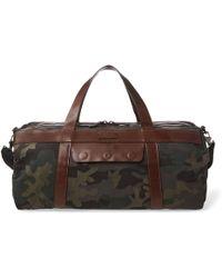 Polo Ralph Lauren - Twill Duffle Bag - Lyst