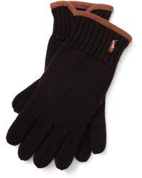 Polo Ralph Lauren - Lambswool Gloves - Lyst